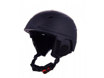 helma BLIZZARD Double ski helmet, black matt, big logo
