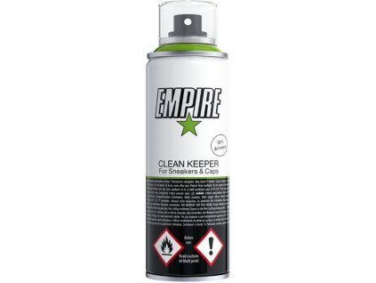 čistící prostředky EMPIRE Clean Keeper, 200 ml, CZ/SK/HU