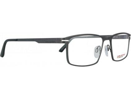 brýlové obruby BLIZZARD Frame 180103, anthtracite dark grey, 53-17/140