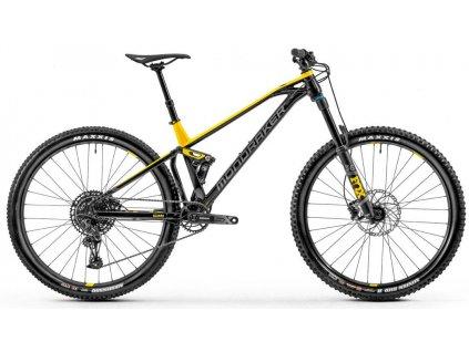 horské kolo MONDRAKER Foxy 29, black/yellow, 2020