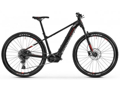 horské kolo MONDRAKER Thundra R, black/white/flame red, 2020
