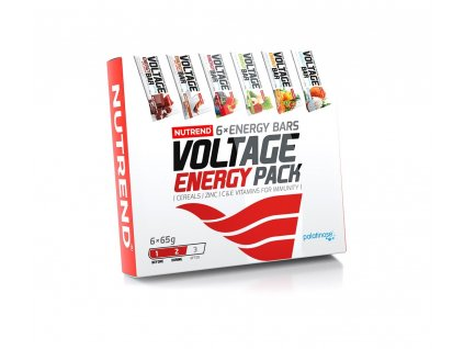 VOLTAGE ENERGY BAR dárkové balení