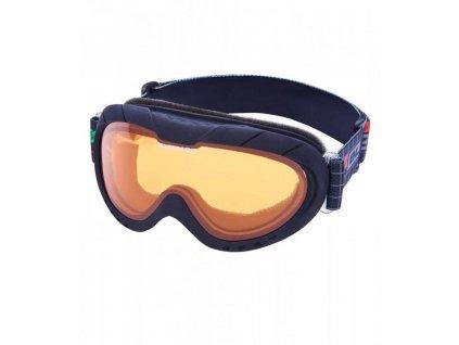 lyžařské brýle BLIZZARD Ski Gog. 902 DAO, black , amber1