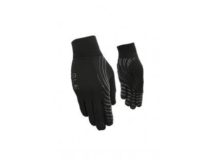 Jarní/podzimní cyklistické rukavice ALÉ SPIRALE UNDERGLOVES