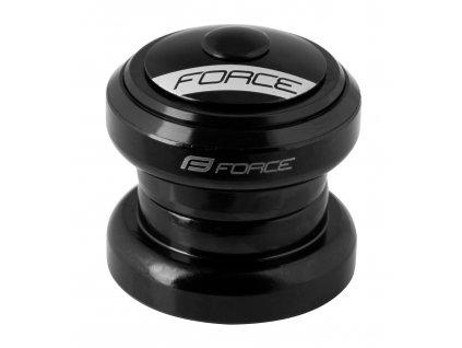řízení FORCE AHEAD 1 1/8'' Fe, černé