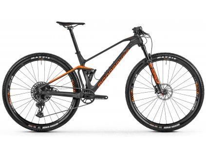 horské kolo MONDRAKER F-Podium Carbon, carbon/orange/grey, 2021