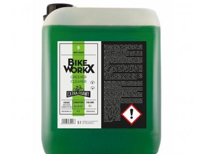 bikeworkx greener cleaner kanystr 5 litr