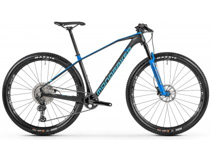 horské kolo MONDRAKER Chrono Carbon RR, carbon/blue/blue, 2021