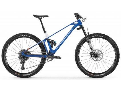 horské kolo MONDRAKER Foxy Carbon R, blue/white/orange, 2021