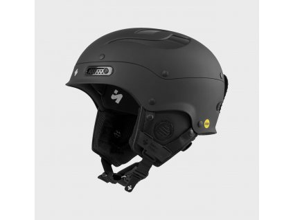 840049 Trooper II MIPS Helmet DTBLK PRODUCT 1 Sweetprotection