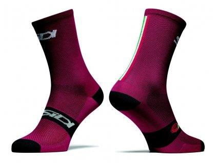 325 trace socks red black 40 43