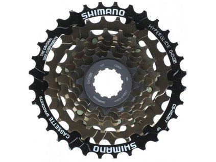 SHIMANO kazeta TOURNEY CS-HG20 7 rychl MTB 12 - 32 z.