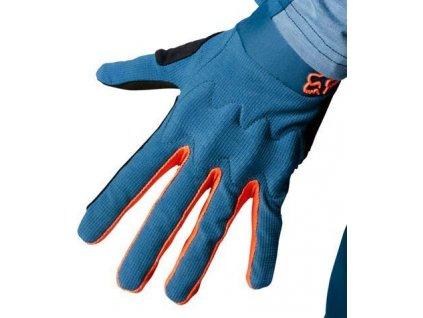 Rukavice FOX Defend D3OR Glove Indigo