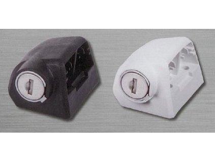RH1 zámek baterie černý