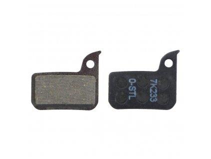 Brzdové destičky SRAM ORG/STL - SR HRD (nebalené)