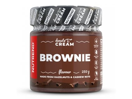 denuts cream 250g brownie 2021