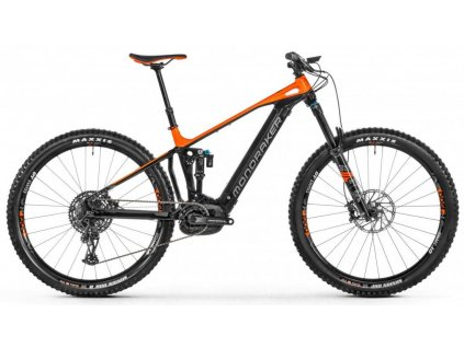 mondraker crafty r 2021 black orange 60387
