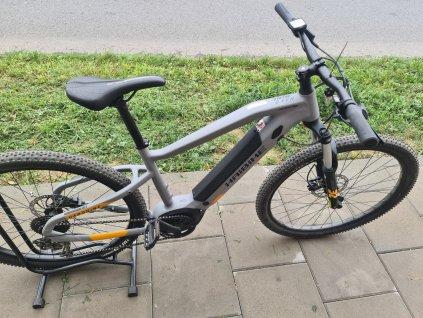 TEST bike HAIBIKE HardNine 4 400Wh 9-r. Alivio²