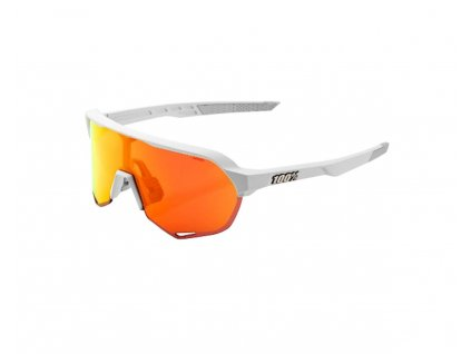 s2 soft tact off white hiper red multilayer mirror lens