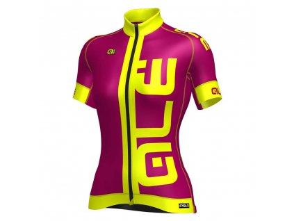 Cyklistický dres ALÉ Acrobaleno