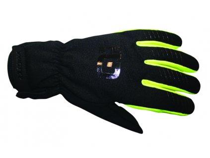 Zimní extra teplé cyklistické rukavice ALÉ