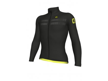 Cyklistický dres pánský ALÉ CLIMA PROTECTION 2.0 WARM AIR JERSEY