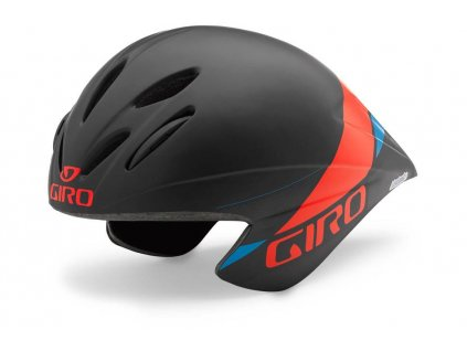 giro advantage helmet matt black glowing red EV227695 8530 1