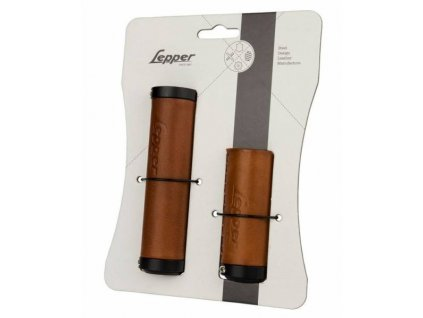 lepper grips leather 130 85mm honey 8715957388829 11 l