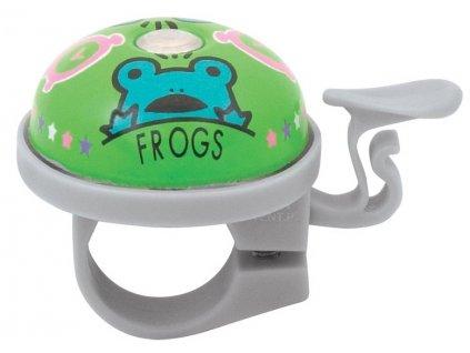 zvonek frogs
