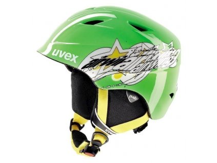 helma UVEX AIRWING 2, green star (S566132170*)