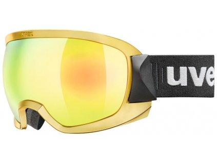 brýle UVEX CONTEST FM chrome