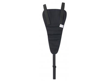 návlek-potítko FORCE trenažér, černo-modrý
