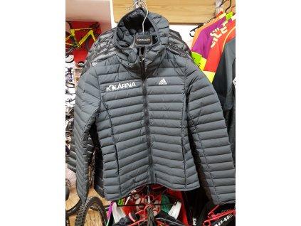 Dámská bunda péřová Adidas Kolárna