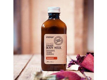 Sportique Summer Body Milk Mango 200ml
