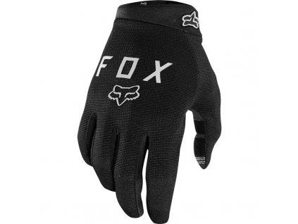 341612 cyklisticke rukavice fox ranger glove gel cerne 60498