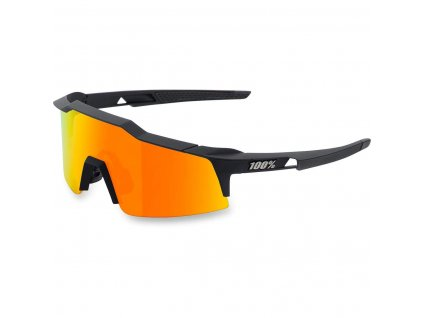 speedcraft sl soft tact black hiper red multilayer mirror lens