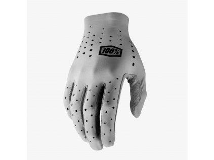 sling gloves grey