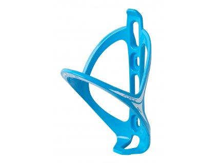 košík láhve FORCE GET plastový, modrý lesklý