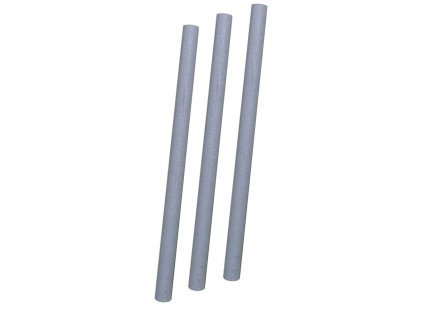 klipy na špice FORCE, reflexní 7 cm stříbrné 10 ks