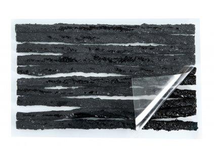 knoty-opravná sada 3,5 x 100mm, černé, balení 10ks