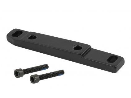 adaptér přední FORCE FLAT 140mm,34-70mm černý