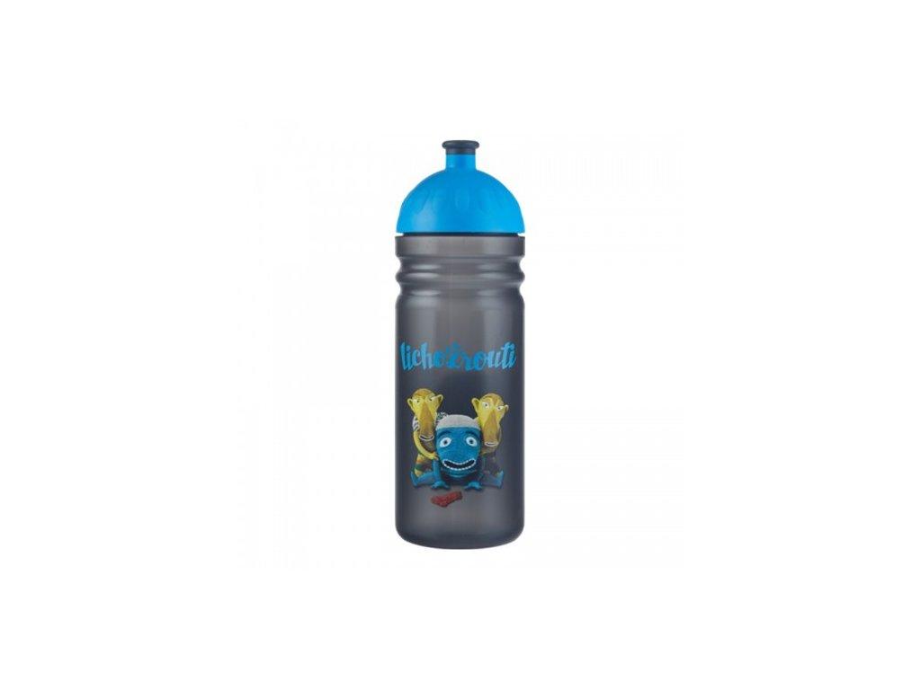 Zdravá láhev R+B 0,7 l  Lichožrouti Parta modrá