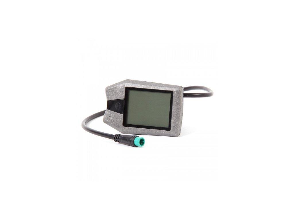 Displej LCD Apache Power Codac