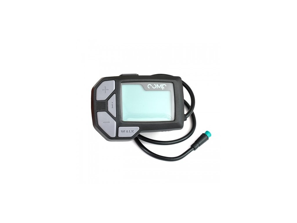 Displej LCD Comp Drives S18