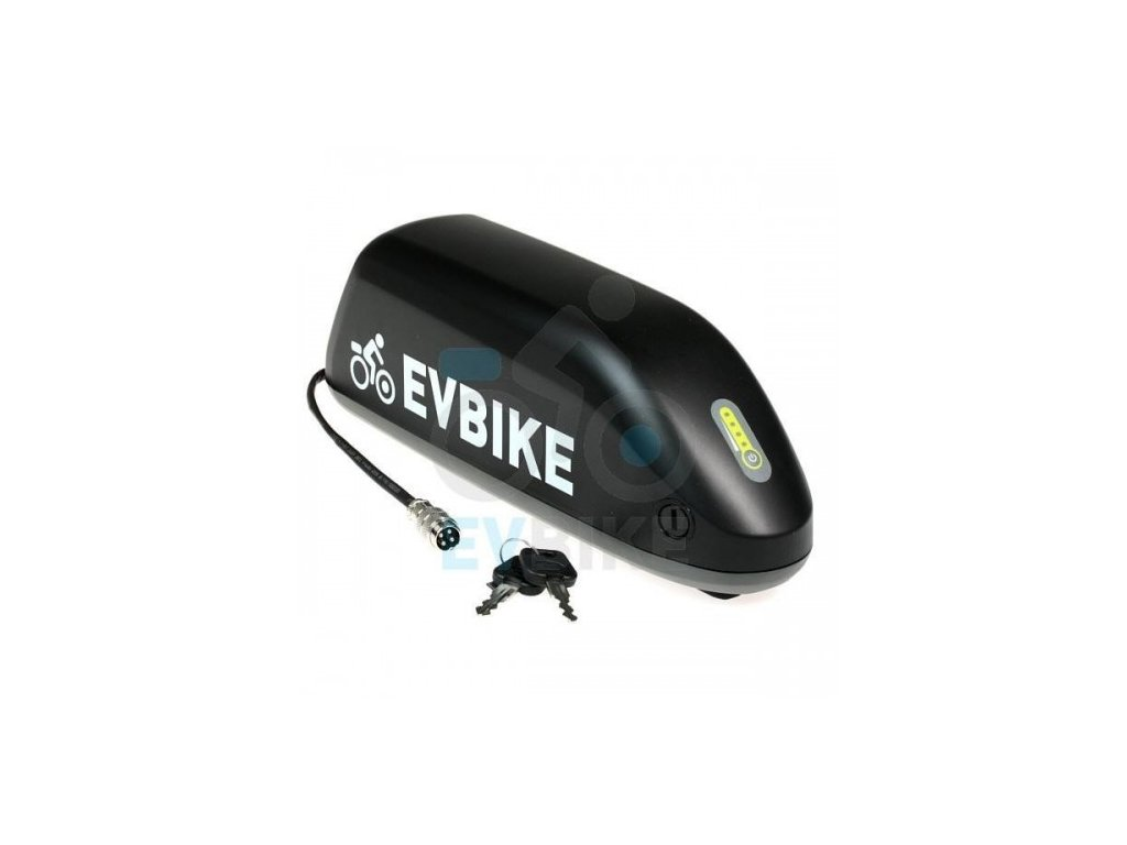 EV Bike baterie Downtube 48V 11,6 Ah rámová repase