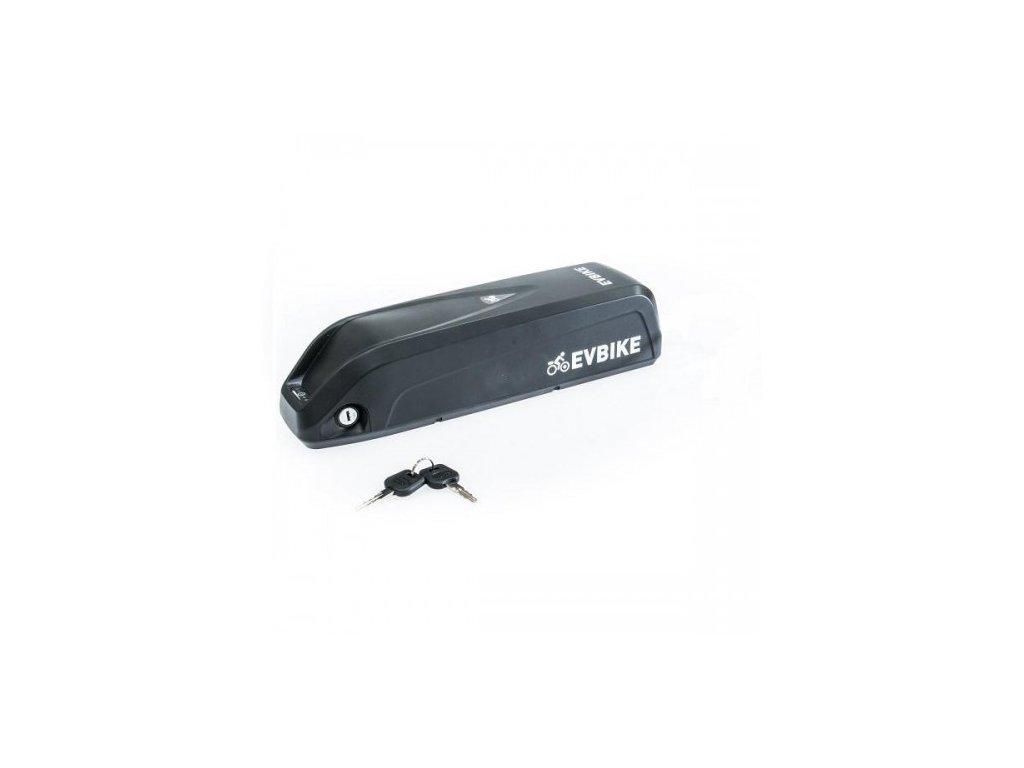 EV Bike baterie 48V 11,6 Ah rámová repase