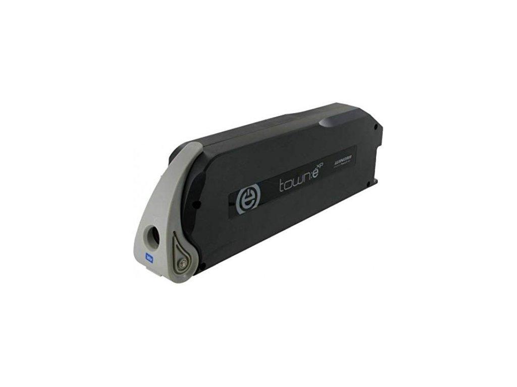 TranzX Winora baterie 36V 17,5 Ah páteřová repase
