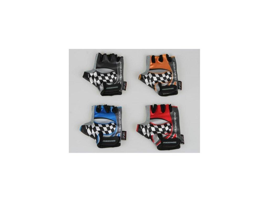 Dětské cyklistické rukavice FreeRace