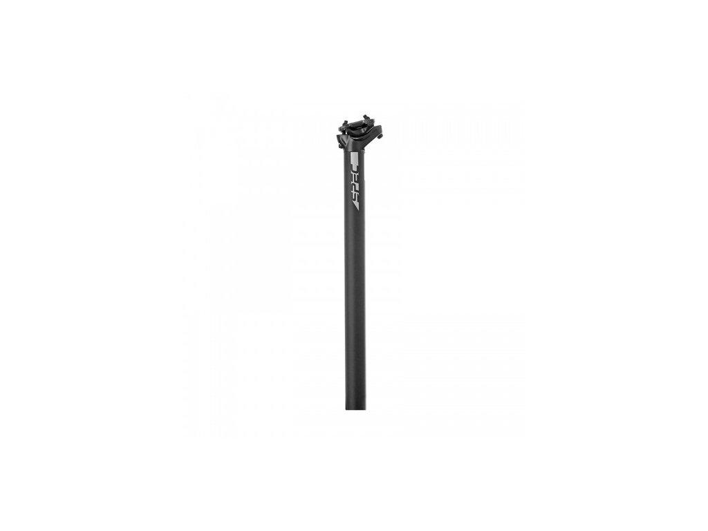 Sedlovka 30,9 mm 400 mm Al, Spec černá