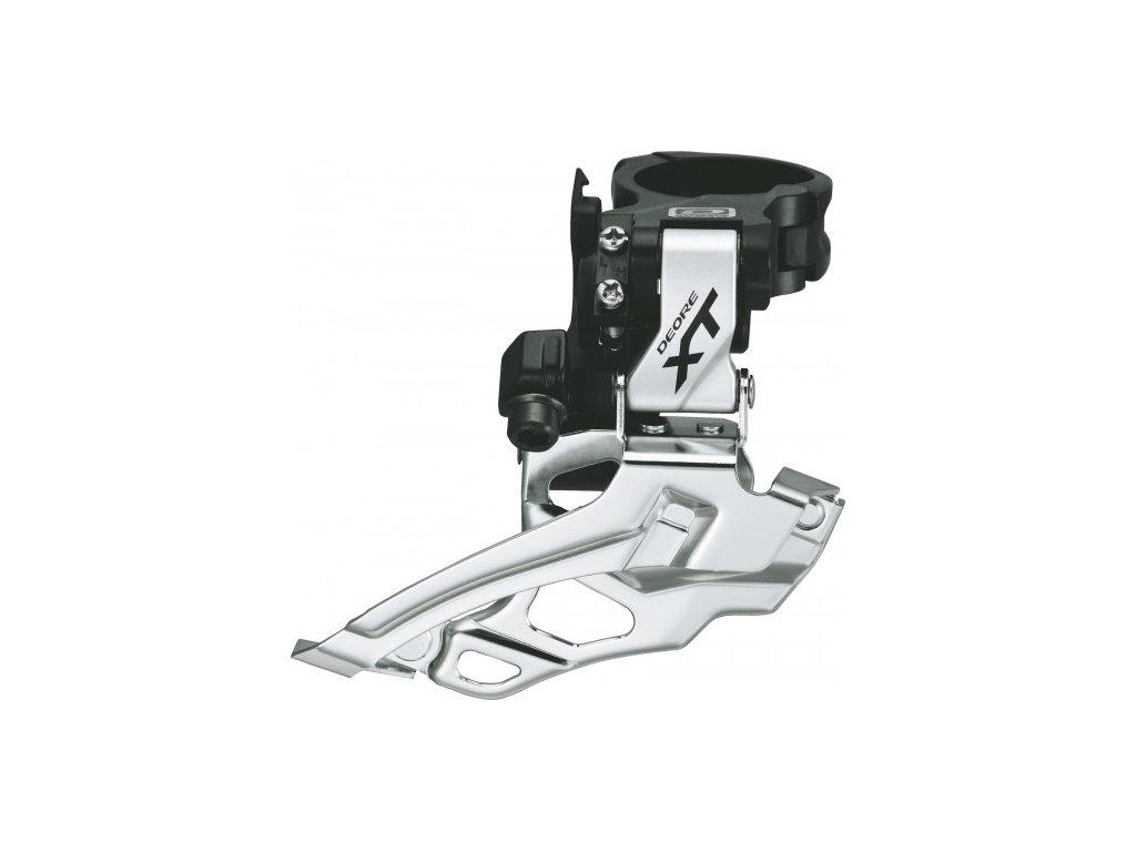 přesmyk Shimano XT FDM781L6 34.9mm 3x10
